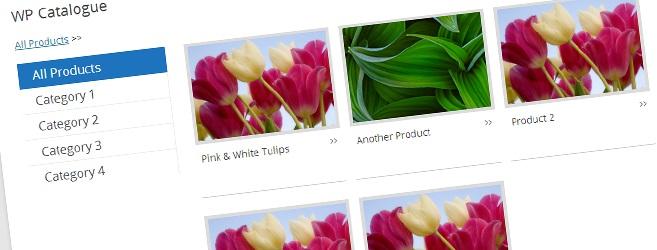 Comment ajouter un catalogue de produits à un site vitrine