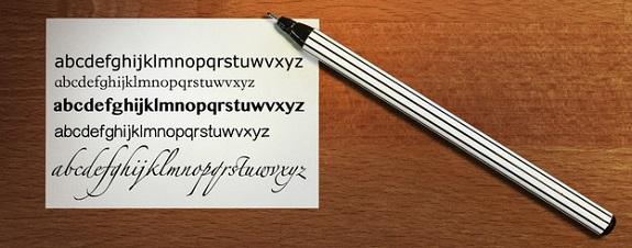 conseils pratiques pour la typographie de votre site web, soigner le design site