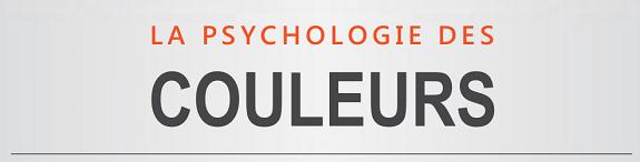 Sopigner le design de son site, psychologie des couleurs, creer son site internet
