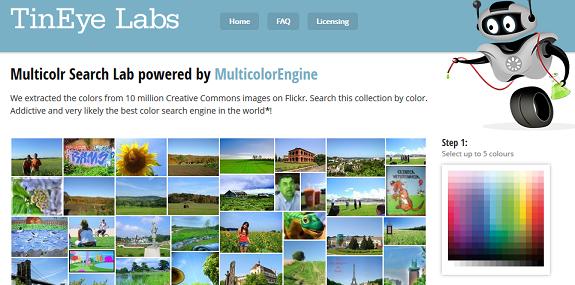 moteur de recherche image et photos libres de droit gratuites