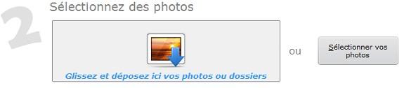 Comment réduire le poids de vos photos pouir votre galerie Web