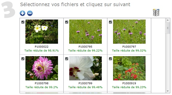 reduire taille jpeg, site pour retoucher les photos gratuit, redimensionner image
