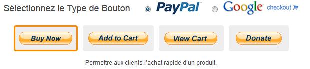 avis sur la boutique en ligne ipaoo, bouton paypal rapide
