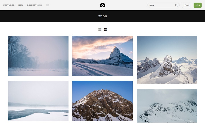 Meilleure ressources photos libre unsplash