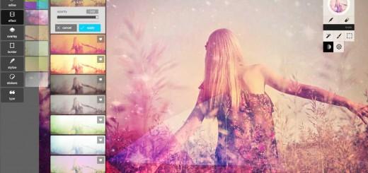Meilleurs logiciels retouceh photo en ligne sans téléchargement