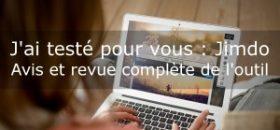 Jimdo : Avis et Revue complète de l'outil de création de Site accessible à tous
